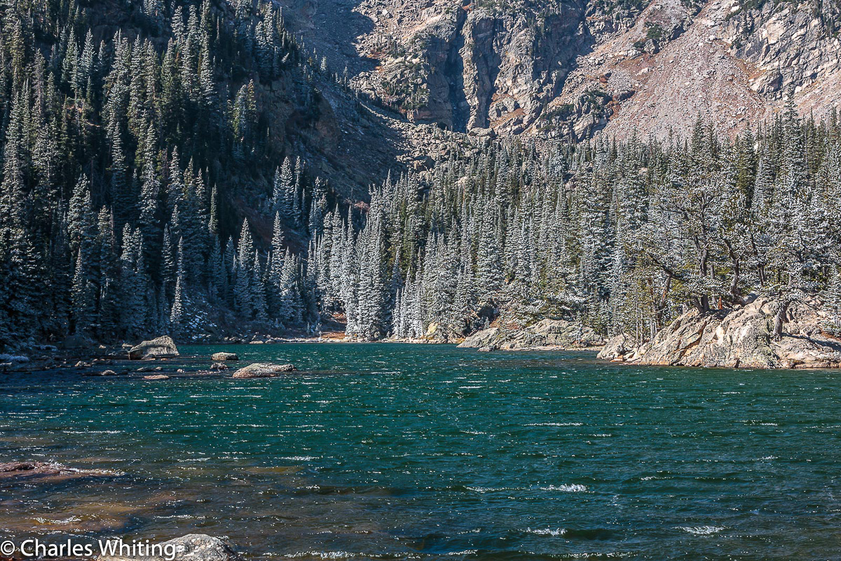 Emerald Lake, RNMP, Rocky Mountain National Park, Colorado, photo