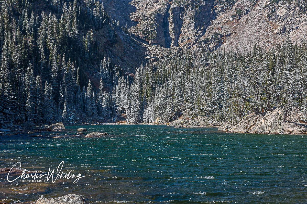 Emerald Lake, Rocky Mountain National Park, Colorado, photo