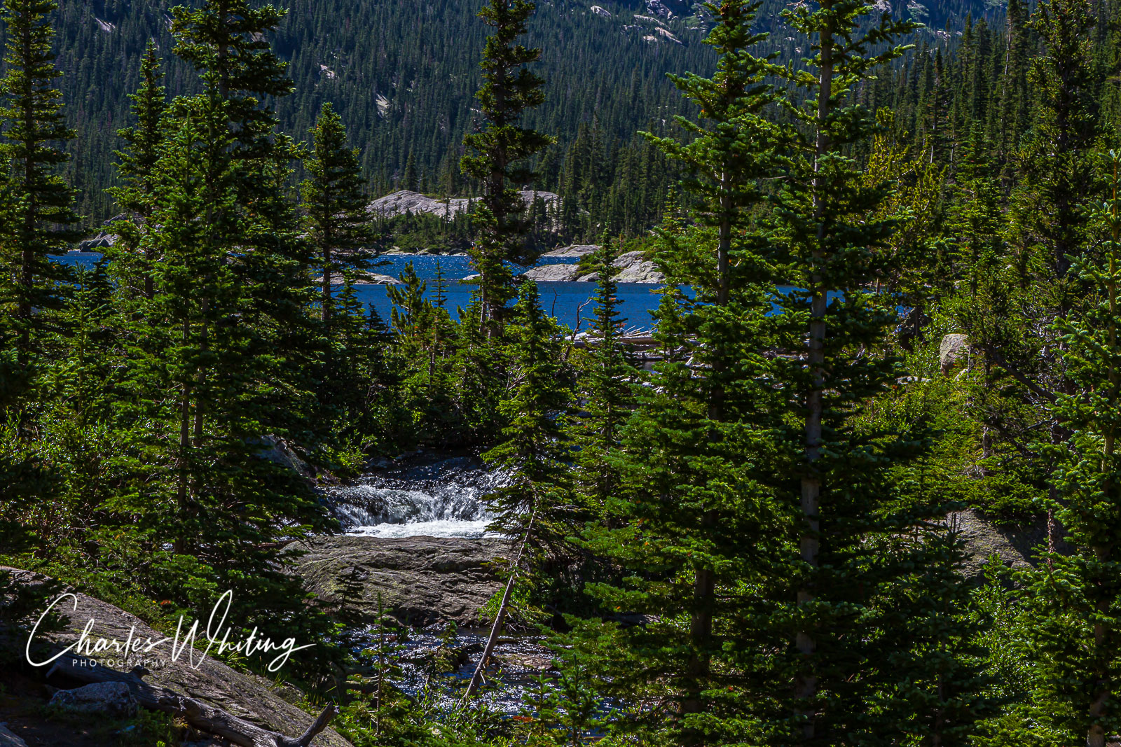 Mills Lake, Glacier Gorge, Rocky Mountain National Park, RMNP, Glacier Creek, photo