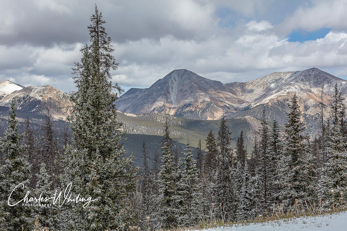 Mount Aetna, Taylor Mountain, Monarch Pass, Colorado, photo