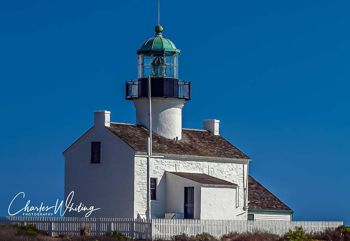 Cabrillo National Monument, Lighthouse, Point Loma Lighthouse, San Diego, photo