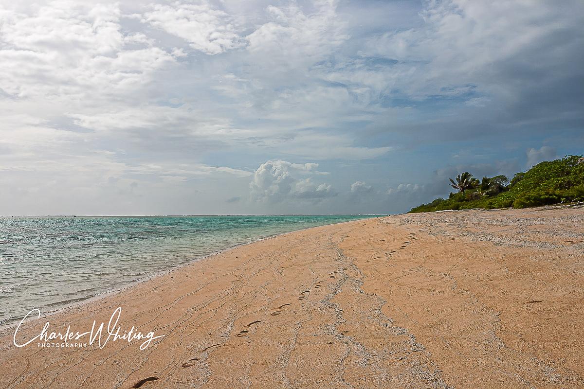 Bikirose Beach, Bikini Atoll, Marshall Islands, photo