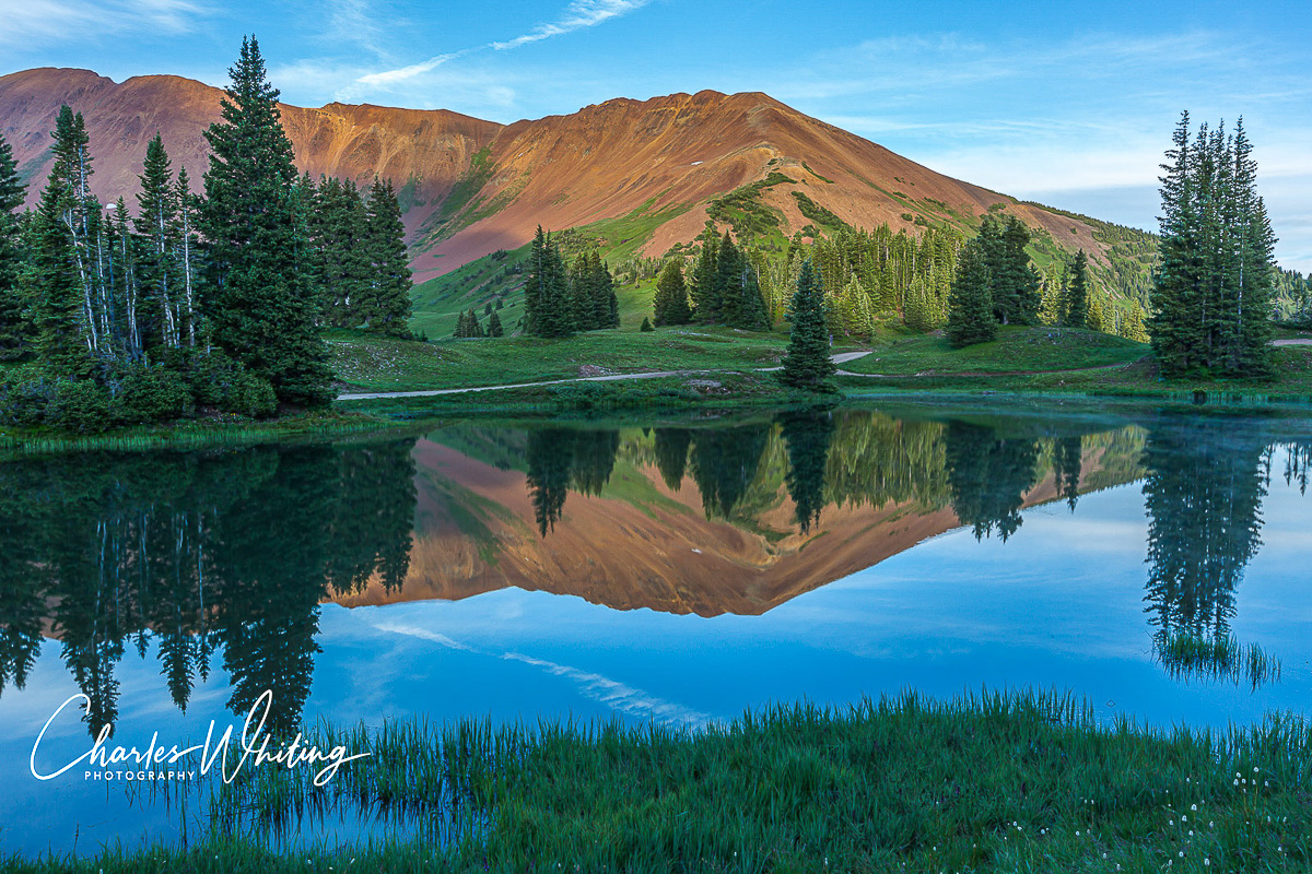 Paradise Divide, Mount Baldy, Crested Butte, Colorado, photo